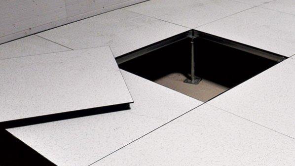 چگونه به کمک انواع کف کاذب امنیت ساختمانها را افزایش دهیم؟