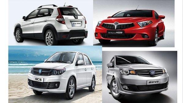 خودروهای دنده اتوماتیک زیر 50 میلیون در بازار ایران