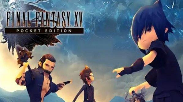 دانلود بازی جذاب Final Fantasy XV: Pocket Edition مخصوص اندروید و iOS