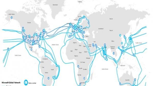 مایکروسافت از شبکه تحویل محتوای خود رونمایی کرد