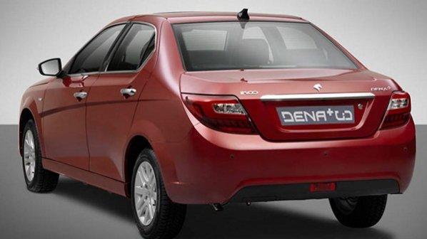 لیست قیمت جدید خودروهای خانواده دنا - اردیبهشت 97
