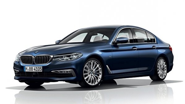 فروش نقدی و اقساطی BMW سری 5 - خرداد 97