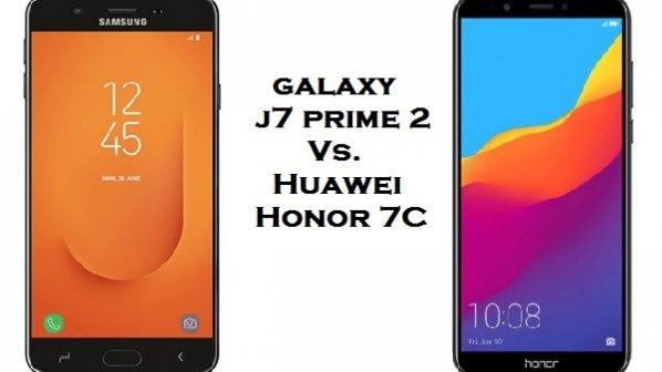راهنمای خرید: گلکسی J7 پرایم 2 بخریم یا هوآوی آنر 7C؟