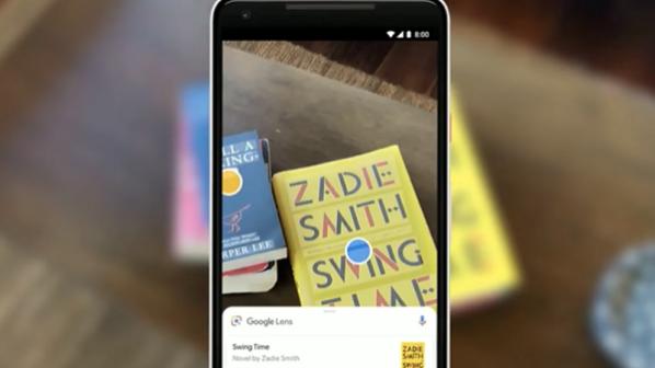 گوگل لنز بهعنوان یک اپلیکیشن جدا و مستقل در پلی استور ارائه شد