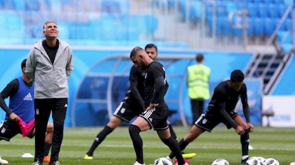 تاریخ و ساعت بازیهای ایران در جام جهانی 2018 روسیه