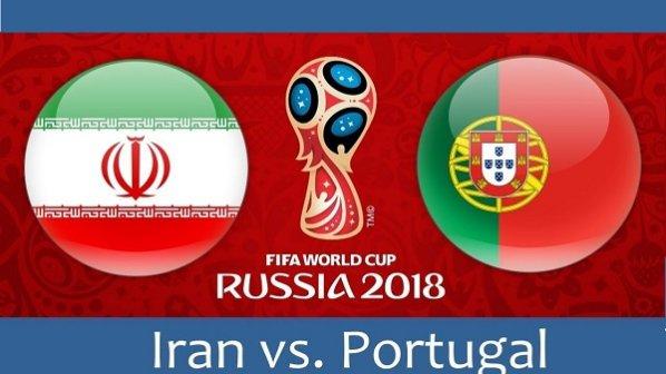تاریخ و ساعت بازی ایران و پرتغال در جام جهانی 2018 روسیه