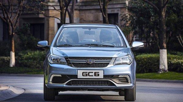 شرایط فروش اقساط خودروی جیلی GC6 ( اکسلنت )