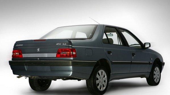شرایط فروش قطعی پژو 405 بنزینی و دوگانه - تیر 97