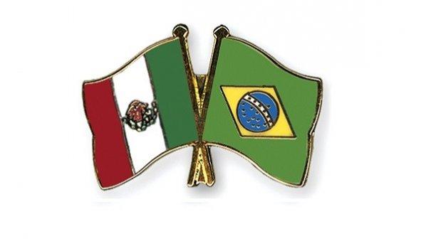تاریخ و ساعت بازی برزیل و مکزیک در جام جهانی 2018 روسیه