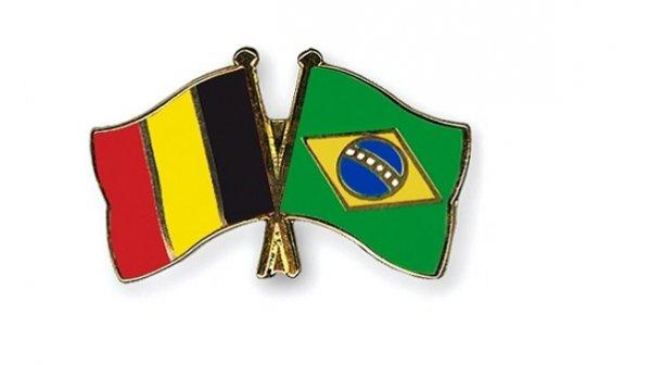 تاریخ و ساعت بازی برزیل و بلژیک در جام جهانی 2018 روسیه
