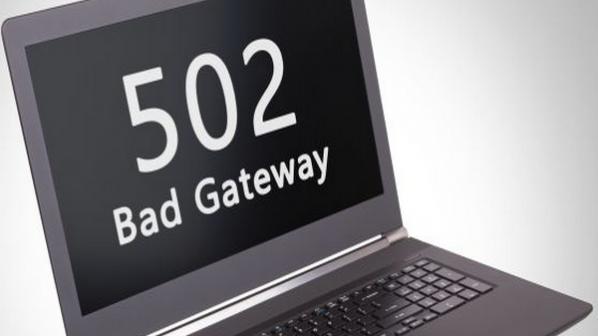 پیغام خطای 502 Bad Gateway چیست و چگونه میتوان آن را برطرف کرد؟