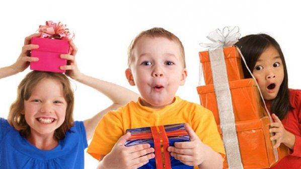 هشت هدیه هیجانانگیز برای بچهها