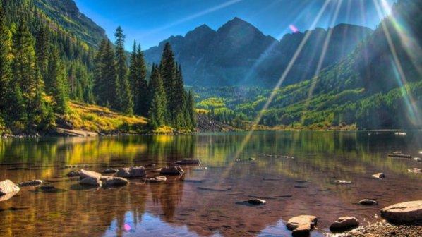 گالری عکس: زیباترین عکسهای زمین که باعث حیرت شما میشوند