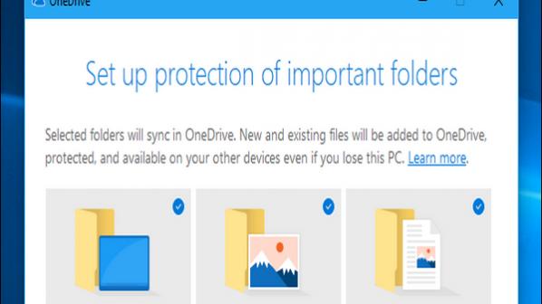 چگونه قابلیت محافظت از محتوای فولدر در OneDrive را فعال کنیم