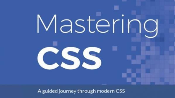 دانلود کنید: کتاب استاد شدن در CSS