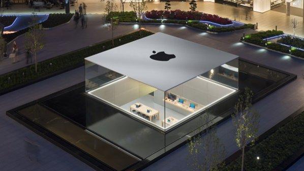 گالری عکس: بهترین و زیباترین فروشگاههای اپل در گوشه و کنار دنیا