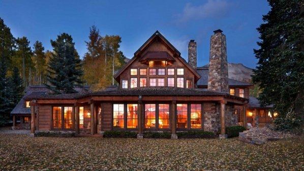 گالری عکس: تور ویلای ۵۹ میلیون دلاری تام کروز در کلرادوی آمریکا که برای فروش گذشته شده