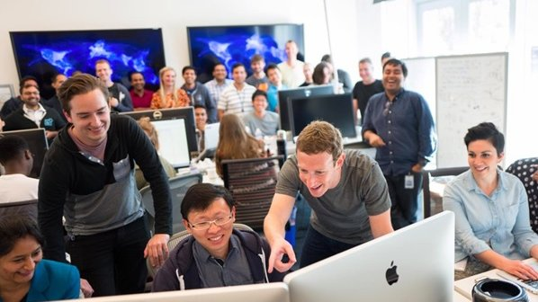 میانگین سنی کارمندان شرکتهای برتر فناوری چند سال است؟