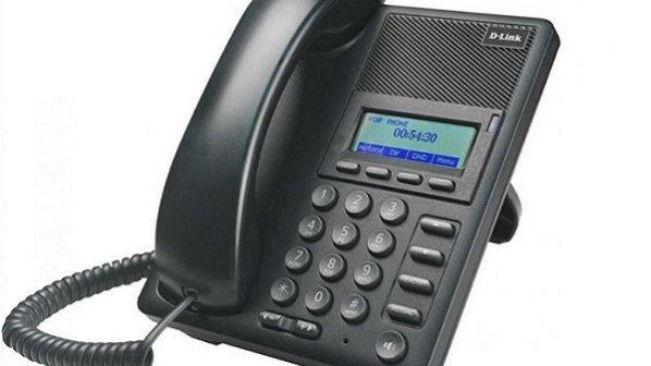 معرفی تلفنهاى تحت شبکه دى-لینک: DPH-120SE