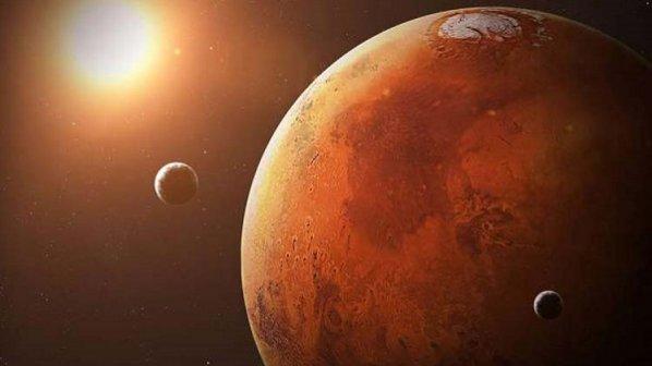 فتح مریخ با کمک منطق فازی