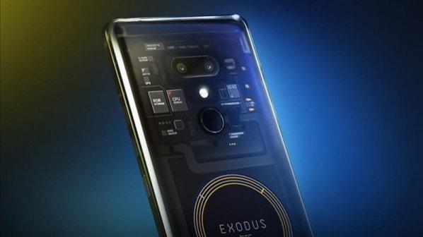 اچتیسی اگزودوس، یک گوشی مناسب برای علاقهمندان به ارزهای دیجیتال و دادههای شخصی