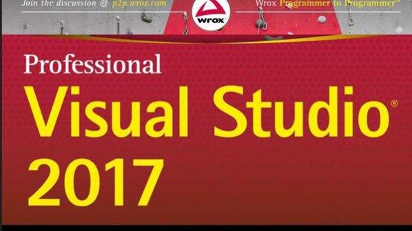 دانلود کنید: برنامهنویسی حرفهای با ویژوال استودیو 2017