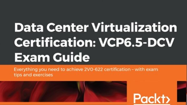 دانلود کنید: کتاب مجازیسازی مرکز داده Data Center Virtualization Certification