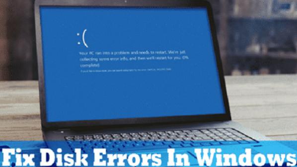 چگونه خطاهای دیسک را در کامپیوترهای ویندوز 10 برطرف کنیم؟