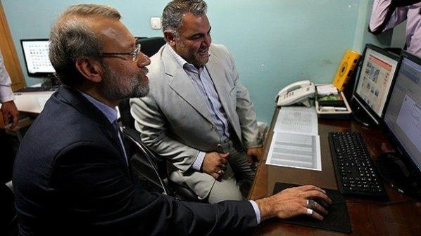 لاریجانی: مشاغل IT ثروتافزا هستند/ اعزام کارگران ایرانی به خارج