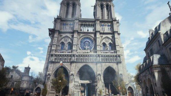 یوبیسافت: یک هفته دانلود رایگان و کمک به بازسازی کلیسای نوتردام