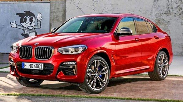 BMW X4، محبوب دل لاکچریسواران