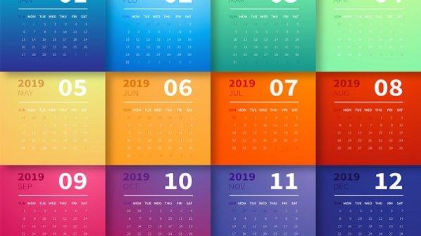 ژانویه January ماه چندم میلادی است