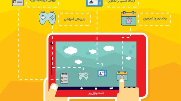پازلیار اولین استارتاپ فعال در حوزه mHealth در ایران