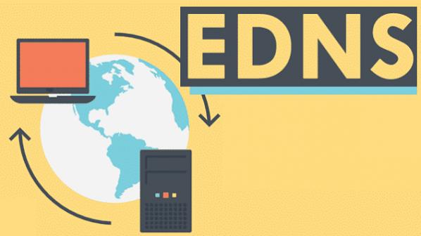 EDNS چیست و چگونه باعث افزایش سرعت و امنتر شدن DNS میشود.
