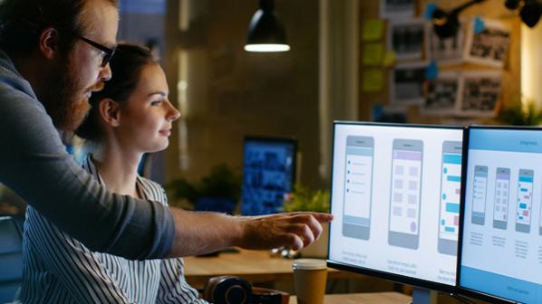 راهنمای جامع انتخاب بهترین نرمافزار طراحی پورتال بر اساس نیاز