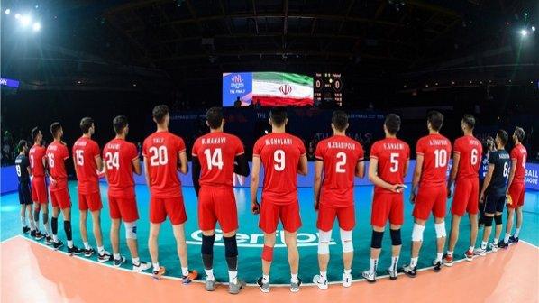 پخش زنده و آنلاین بازیهای والیبال ایران در انتخابی المپیک 2020