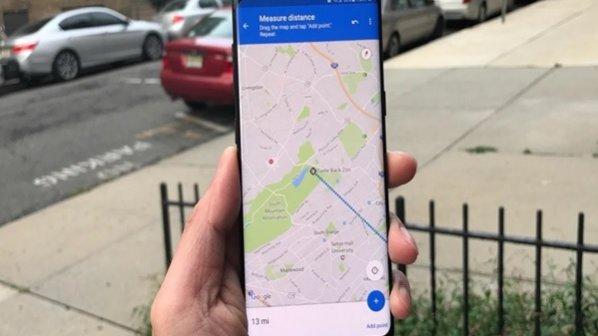 آموزش گام به گام محاسبه ترافیک یک مسیر با گوگل مپس