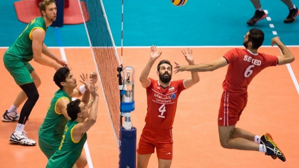 زمان و تاریخ بازی های ایران در جام جهانی والیبال 2019