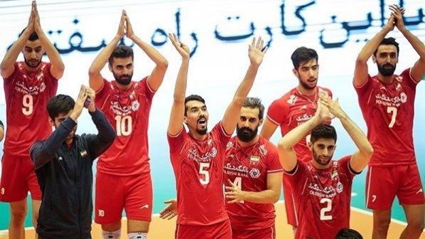 پخش زنده و آنلاین بازیهای والیبال ایران در جام جهانی والیبال 2019