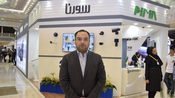 گفت و گو با نادرپور مدیرعامل شرکت پیما عمران در ایپاس 2019