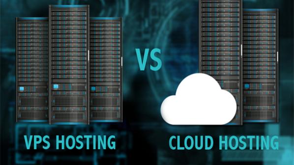 سرور مجازی اختصاصی چه تفاوتی با ابر دارد؟