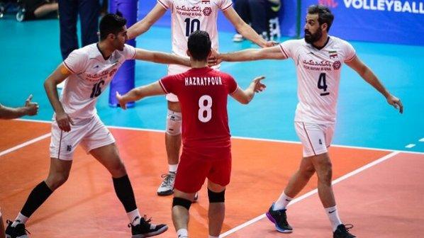 نتیجه بازی والیبال ایران و ژاپن در جام جهانی والیبال 2019