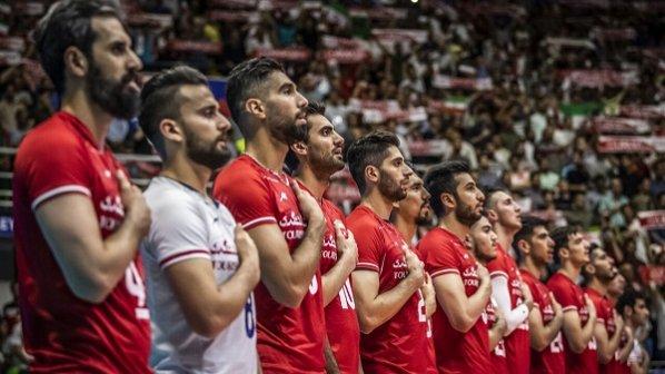 نتیجه بازی والیبال ایران و ایتالیا در جام جهانی والیبال 2019
