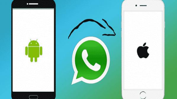 چگونه پیامهای واتساپ را از اندروید به آیفون منتقل کنیم؟