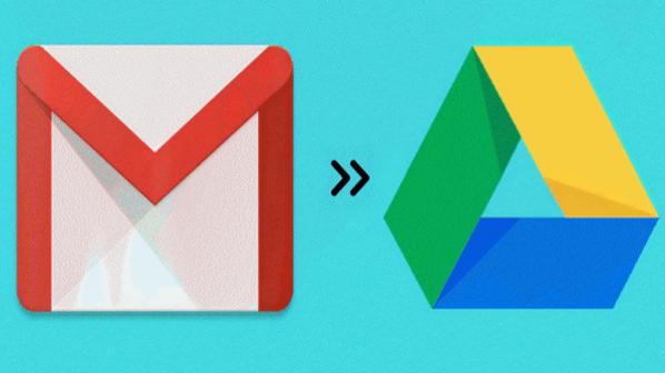 چگونه ضمایم جیمیل را در گوگل درایو ذخیره کنیم