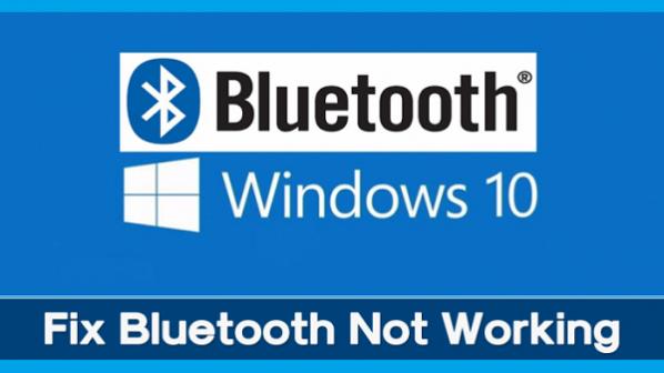 چگونه مشکل کار نکردن بلوتوث در ویندوز 10 را برطرف کنیم