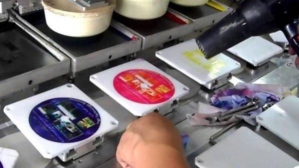 روش های چاپ سی دی