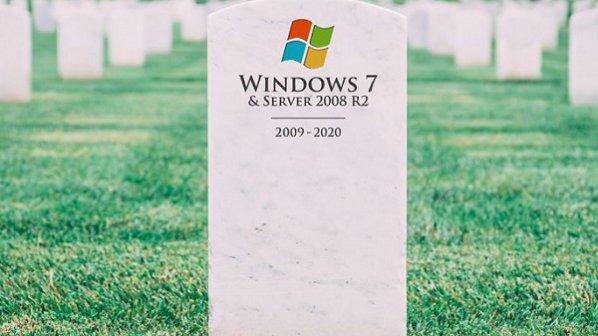 مایکروسافت پشتیبانی از ویندوز سرور 2008 را قطع میکند