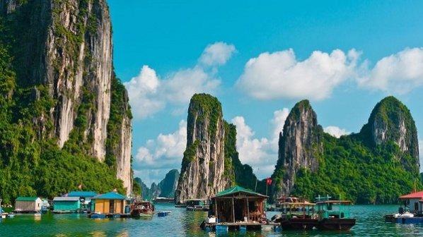 زیباییهای مالزی و ویتنام در تور نوروزی