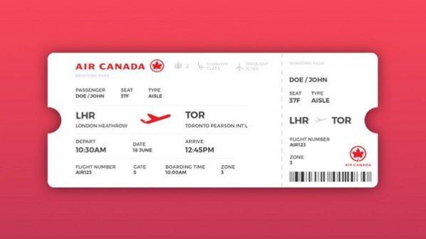 مواردی درباره بلیط هواپیما که تاکنون نمی دانستید!